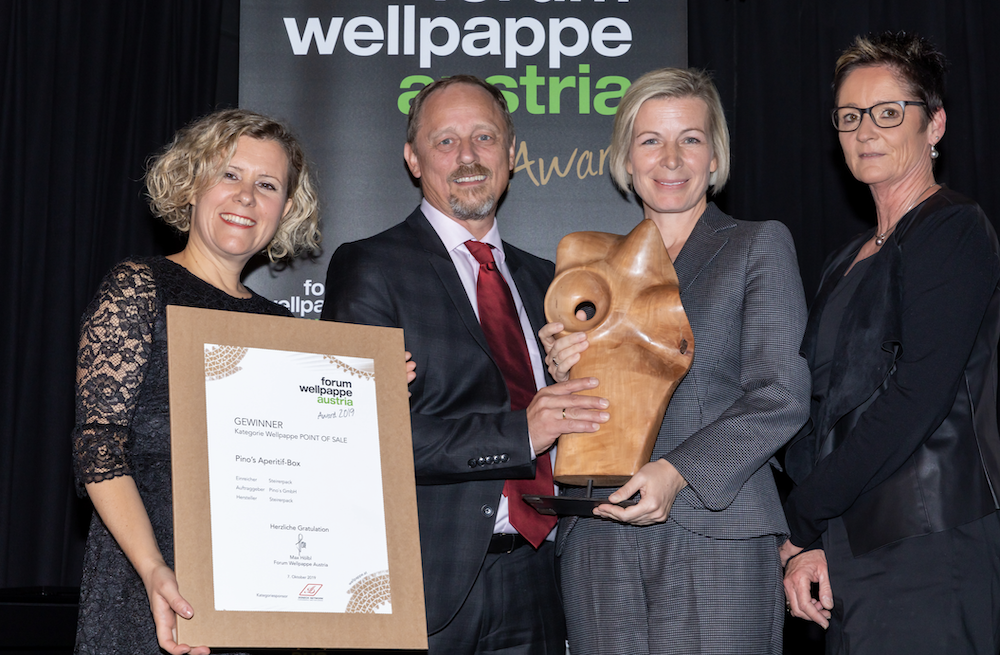 Wellpappe Austria Awards
